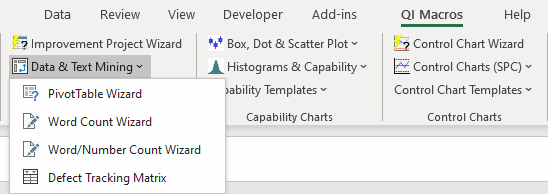 pivot table wizard excel