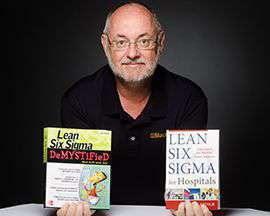 Jay Arthur Lean Six Sigma author speaker and consultant