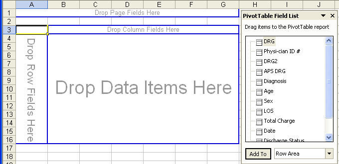 analyzing text data with word count and pivottable