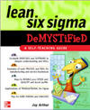 Lean Six Sigma Demystified book cover