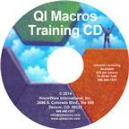 QI Macros Training CD